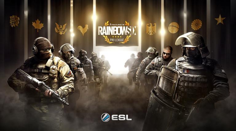 La saison 2 de la Rainbow Six Siege Pro League officialisée