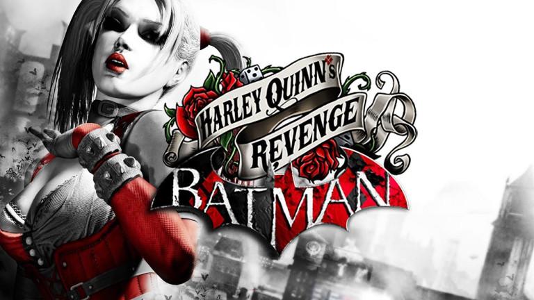 Test du jeu Batman Arkham City - Harley Quinn's Revenge ...