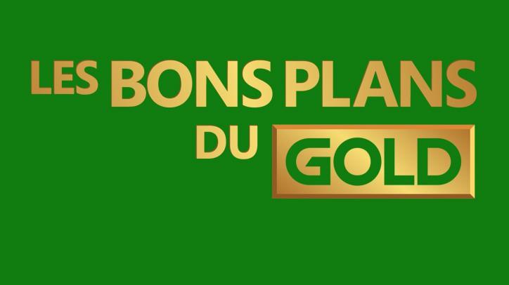 Marché Xbox Live : Les bons plans du Gold de la semaine du 19 au 25 avril 2016