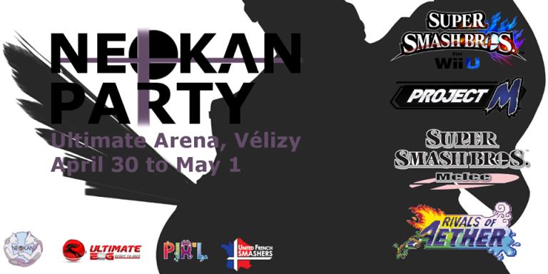 La Neokan Party, grand événement pour les fans de Super Smash Bros