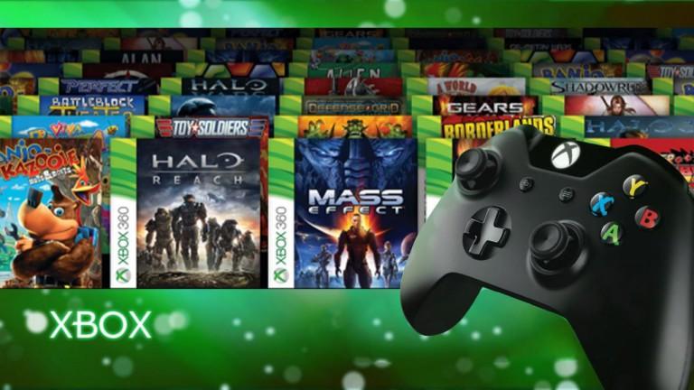 5 jeux arcade rétrocompatibles sur Xbox One