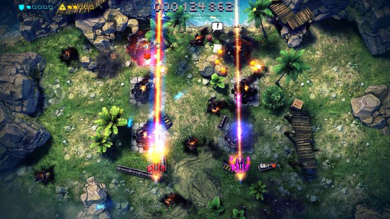 Sky Force Anniversary annoncé sur PS4, PS3 et PSVita