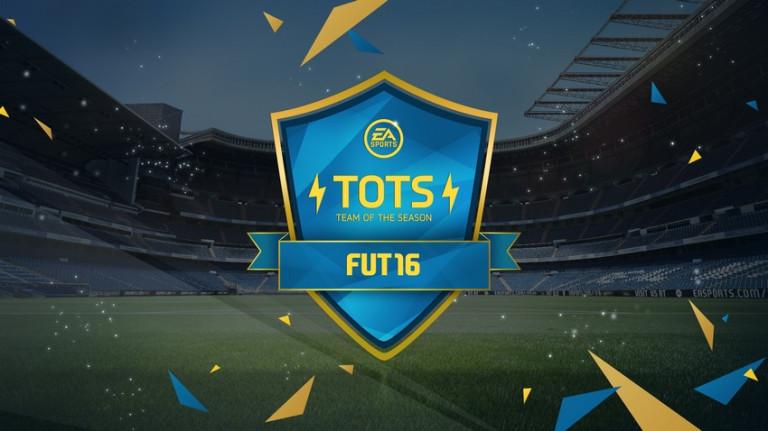FIFA 16 - FUT : Les équipes de la saison se profilent !