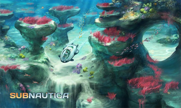 Subnautica enfin sur Xbox One !