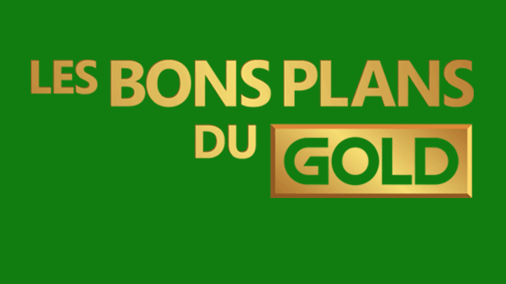 Marché Xbox Live : Les bons plans du Gold de la semaine du 24 au 30 mai 2016