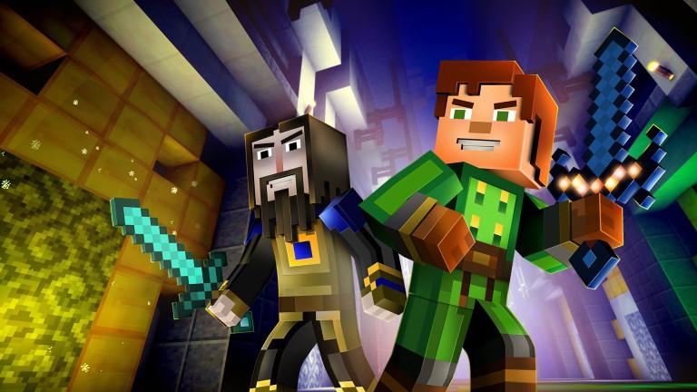 Minecraft Story Mode : l'épisode 6 arrive