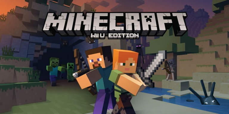 Minecraft Wii U Edition : la version boîte datée pour le 30 juin en Europe
