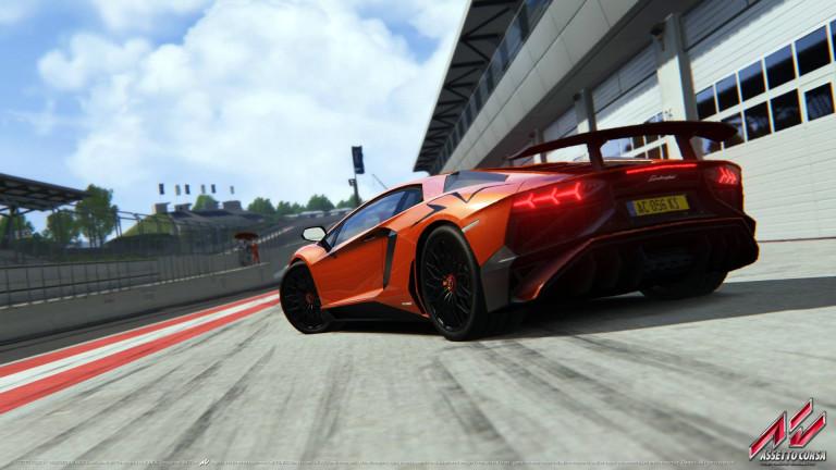"""Assetto Corsa : Le DLC """"Red Pack"""" est disponible"""