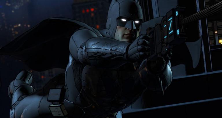 Batman The Telltale Series : Le chevalier noir se profile pour le 2 août