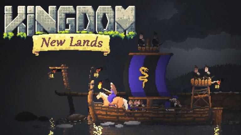 Kingdom : New Lands : Va, souverain, conquis ces terres avant qu'elles ne te conquièrent