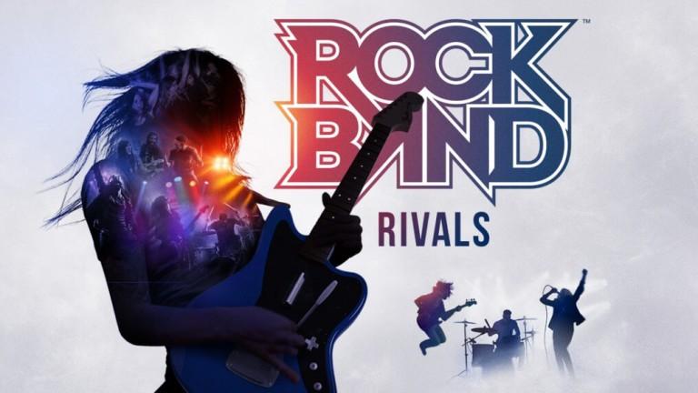 Rock Band 4 : L'extension Rivals est disponible aujourd'hui !