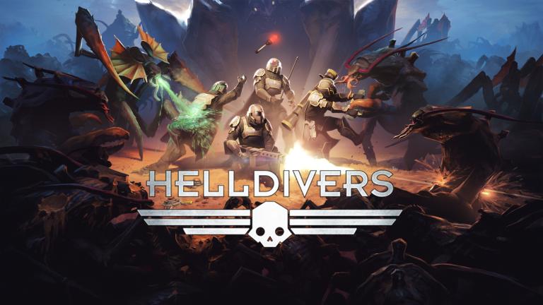 Helldivers, plus qu'un défouloir, un véritable jeu en coop