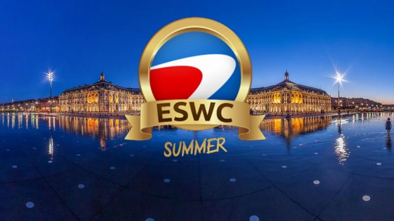 ESWC SUMMER 2017 : Bordeaux se met aux couleurs de l'esport