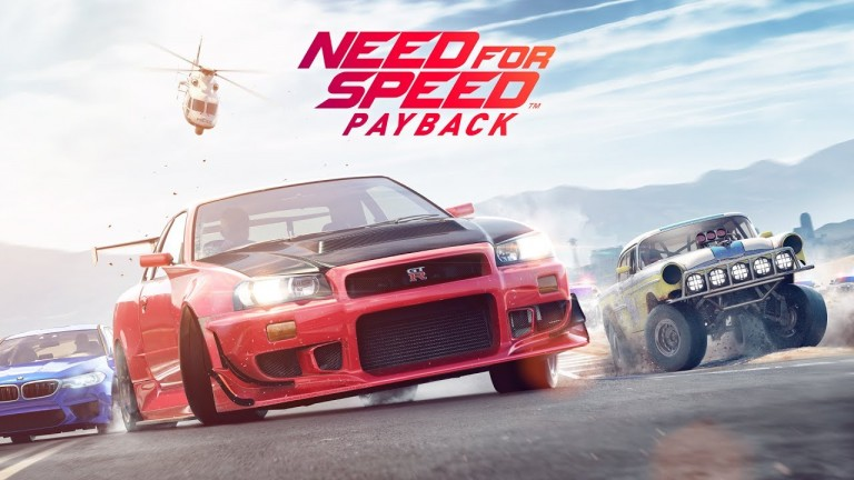 Need For Speed Payback : La marque Toyota absente du jeu