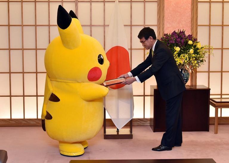 Pikachu et Hello Kitty ambassadeurs d'Osaka pour l'exposition universelle de 2025