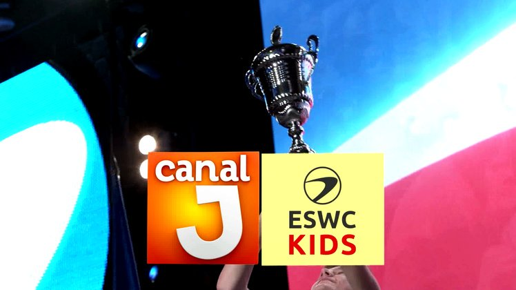 eSport : L'ESWC Kids dès le 10 février sur Canal J