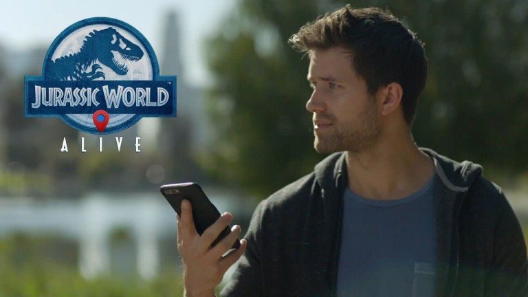Jurassic World Alive : Dinosaure GO accueil un nouveau dinosaure !