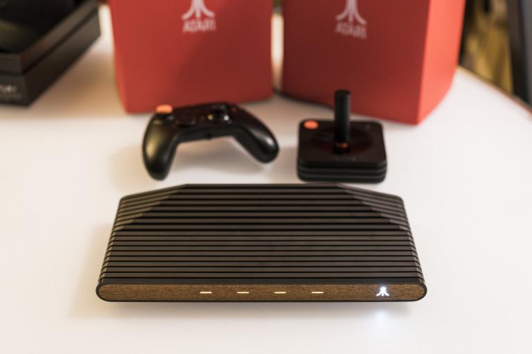 Rob Wyatt précise la feuille de route de l'Atari VCS