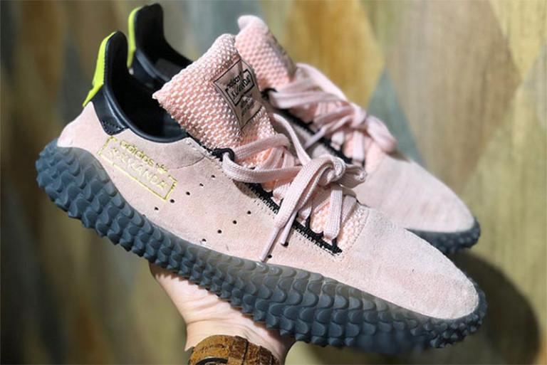 Adidas X Dragon Ball Z : les sneakers dédiées à Majin Buu se montrent en photos