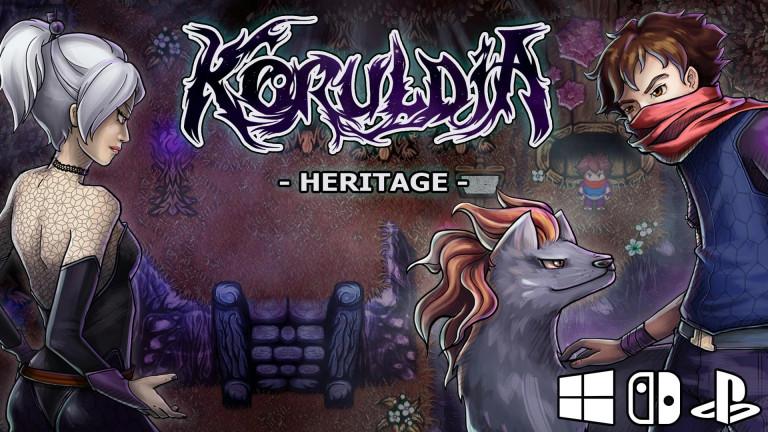 Koruldia Héritage : le RPG primé par Square Enix Collective dévoile son trailer Kickstarter