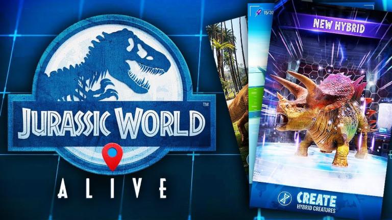 Jurassic World Alive : l'arbre généalogique complet pour débloquer tous les dinos