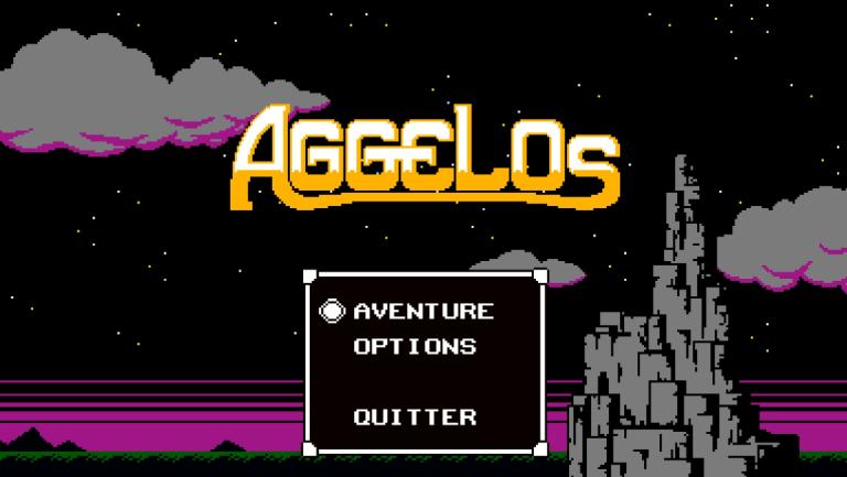 Aggelos, l'autre Wonder Boy