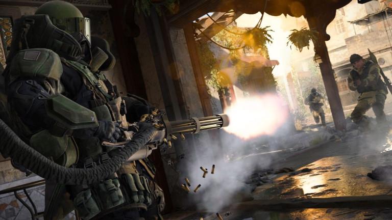 Call Of Duty Modern Warfare BETA : killstreaks et améliorations de combat