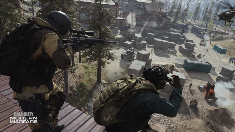 Call of Duty Modern Warfare révèle l'existence du cross-play