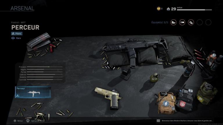 Call Of Duty - Modern Warfare : comment jouer avec des armes non débloquées, notre guide