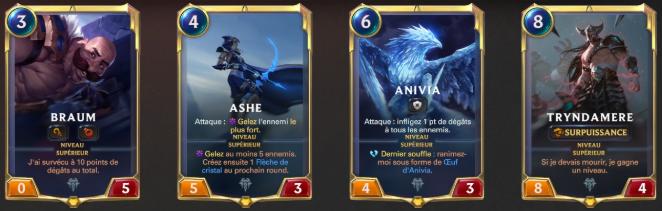 Legends of Runeterra : quels sont les champions déjà présents en jeu ?
