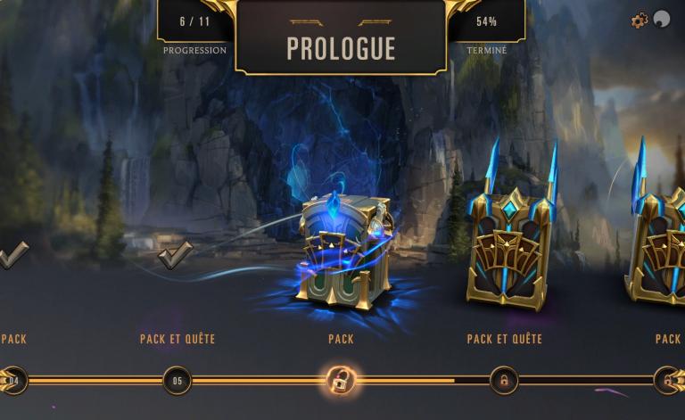 Legends of Runeterra : comment déverrouiller de nouvelles cartes