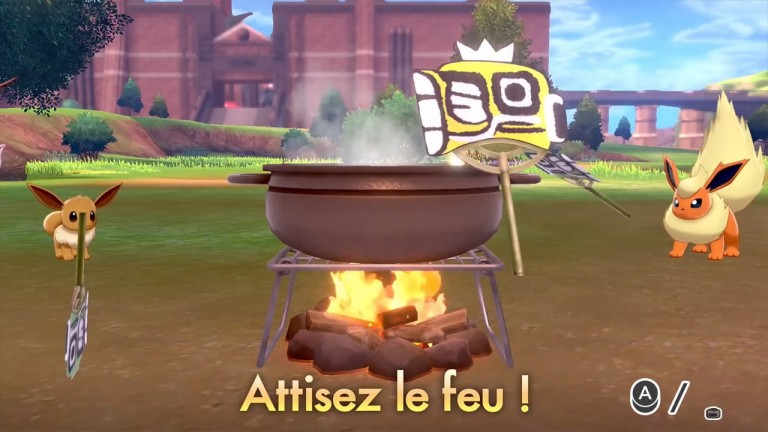 Pokémon Épée/Bouclier, curry: La préparation parfaite !
