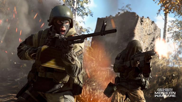 Call Of Duty - Modern Warfare : présentation du nouveau mode tournoi 2v2