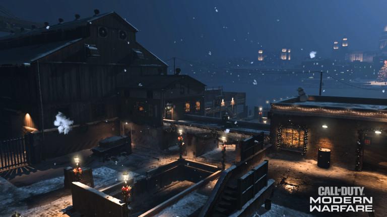 Call of Duty : Modern Warfare, événement de Noël : comment faire apparaître le père Noël ?