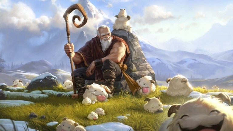 Legends of Runeterra : comment débloquer un familier exclusif