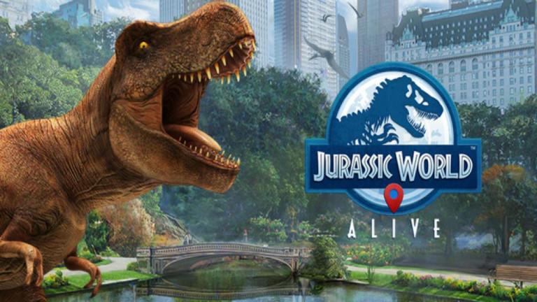 Covid-19 : Jurassic World Alive fait des modifications
