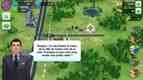 SimCity BuildIt débarque sur iOS et Android