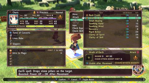 Tears to Tiara 2, un excellent tactical RPG