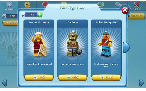 Lego Minifigures Online, un free-to-play qui casse des briques... ou pas ?