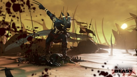 Shadow of the Beast : Première prise en main du remake !