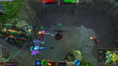 Dragons and Titans, les détails sur la nouvelle mise à jour