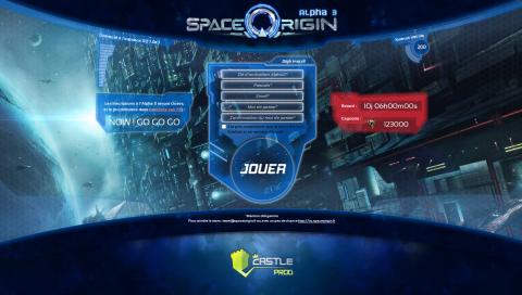 SpaceOrign atteint le palier des 10.000 joueurs, interview avec les développeurs du jeu