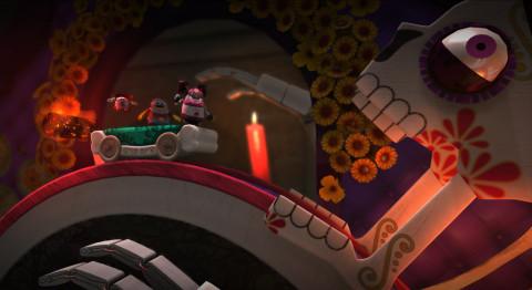 Une extension majeure est prévue pour LittleBigPlanet 3 en juillet !