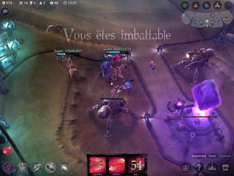 Vainglory : Le League of Legends Mobile