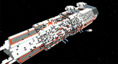 StarMade - Le Minecraft like à l'échelle galactique