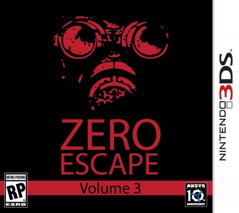 Jaquette de Zero Escape 3 ?