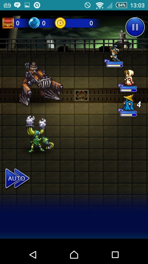 Final Fantasy Record Keeper - Le J-RPG nostalgique