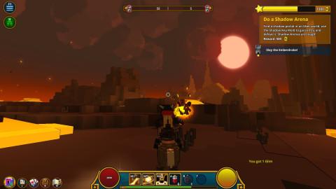 Trove : Le MMORPG qui vous mettra la tête en carré sur PC