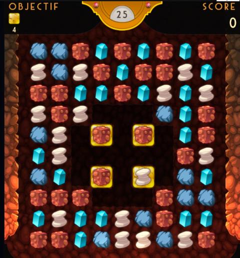 Rockfaller Journey est également disponible sur mobiles