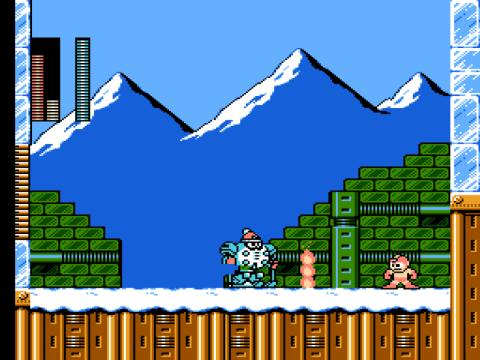 Oldies: Megaman 6